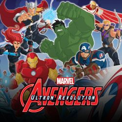 Marvel's Avengers: Ultron Revolution