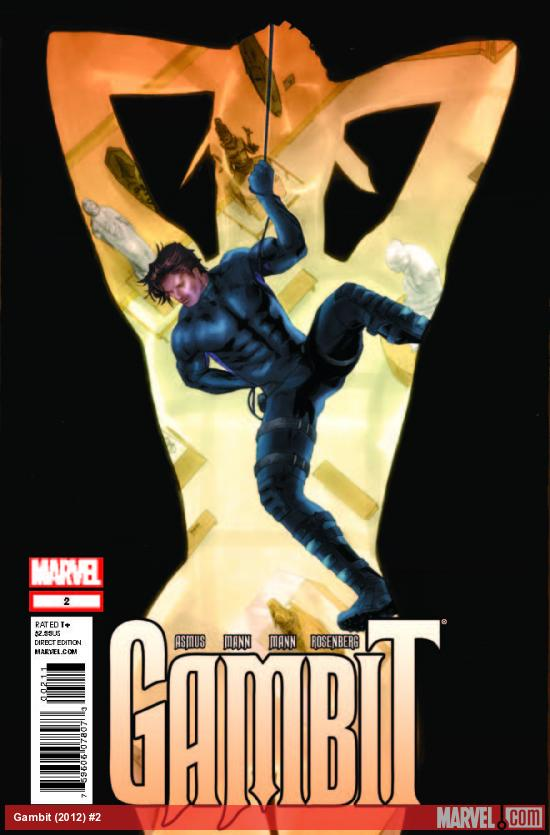 Cover of Gambit #2