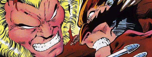 Unlimited Highlights: Sabretooth