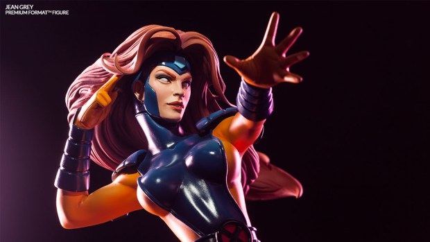 Jean Grey Sideshow Collectibles Figure