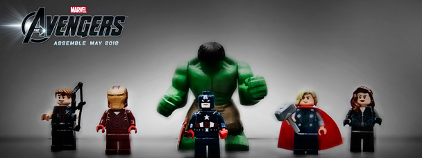 First Look: Avengers Toys from LEGO