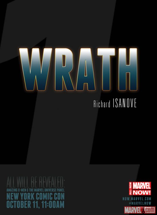 Wrath - All-New Marvel NOW!
