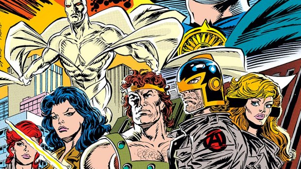 90s By The Numbers: Avengers #357