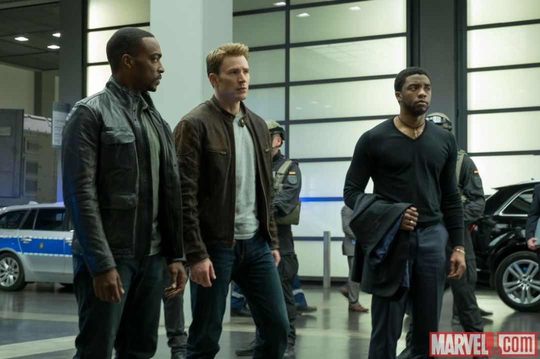 Captain America: Civil War High-Res Photos Released 7