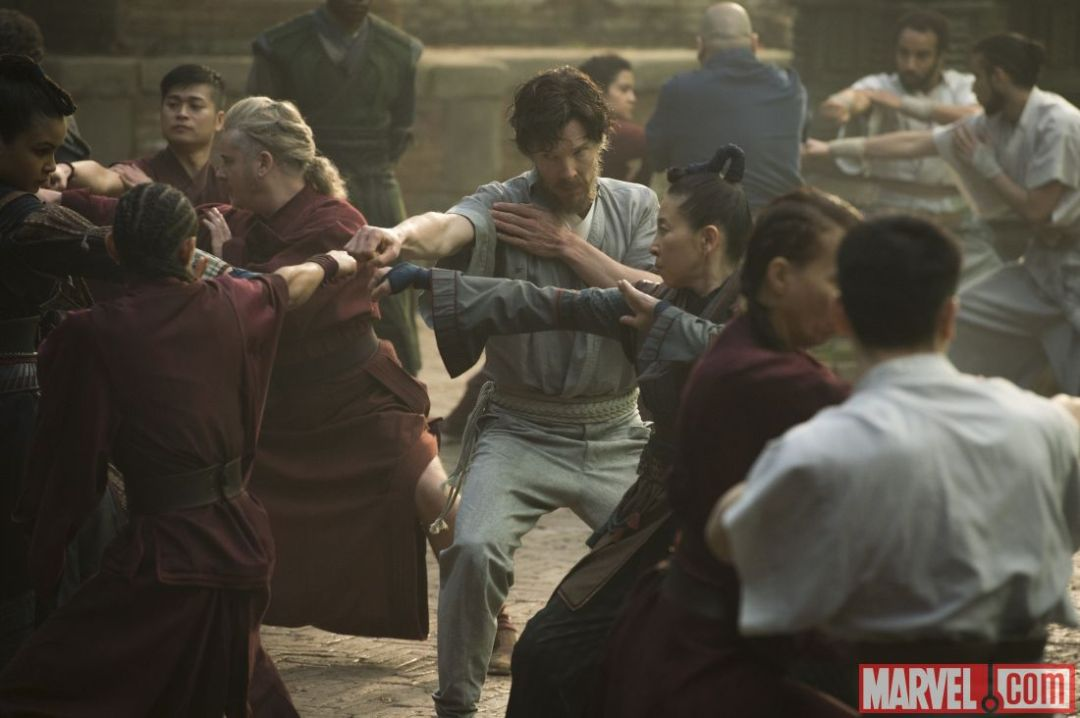 New Doctor Strange Photos & Character Posters Revealed 7