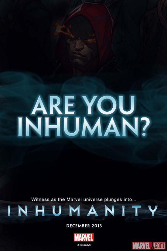 Are You Inhuman?