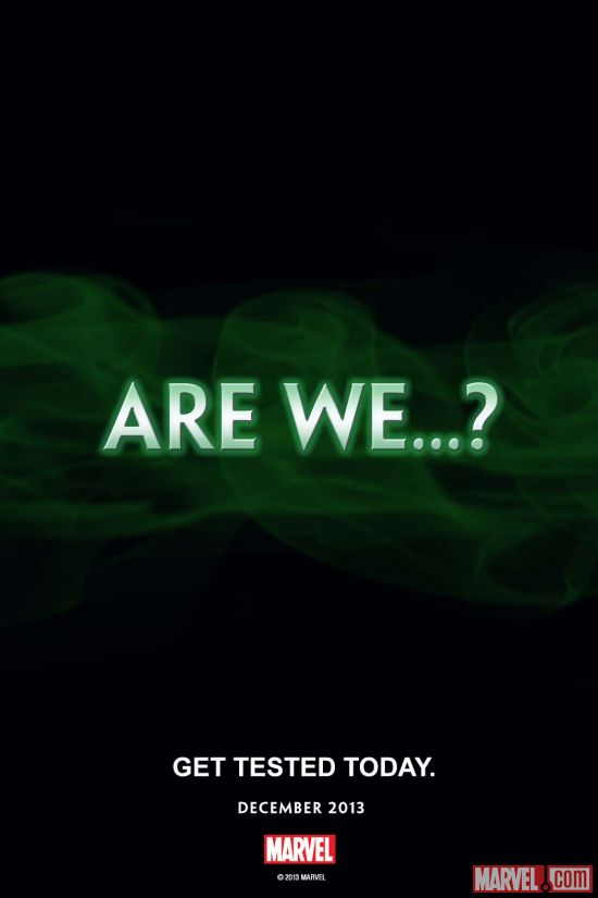 Are We...?