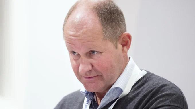 Rikspolischef Dan Eliasson. Foto: Sven Lindwall