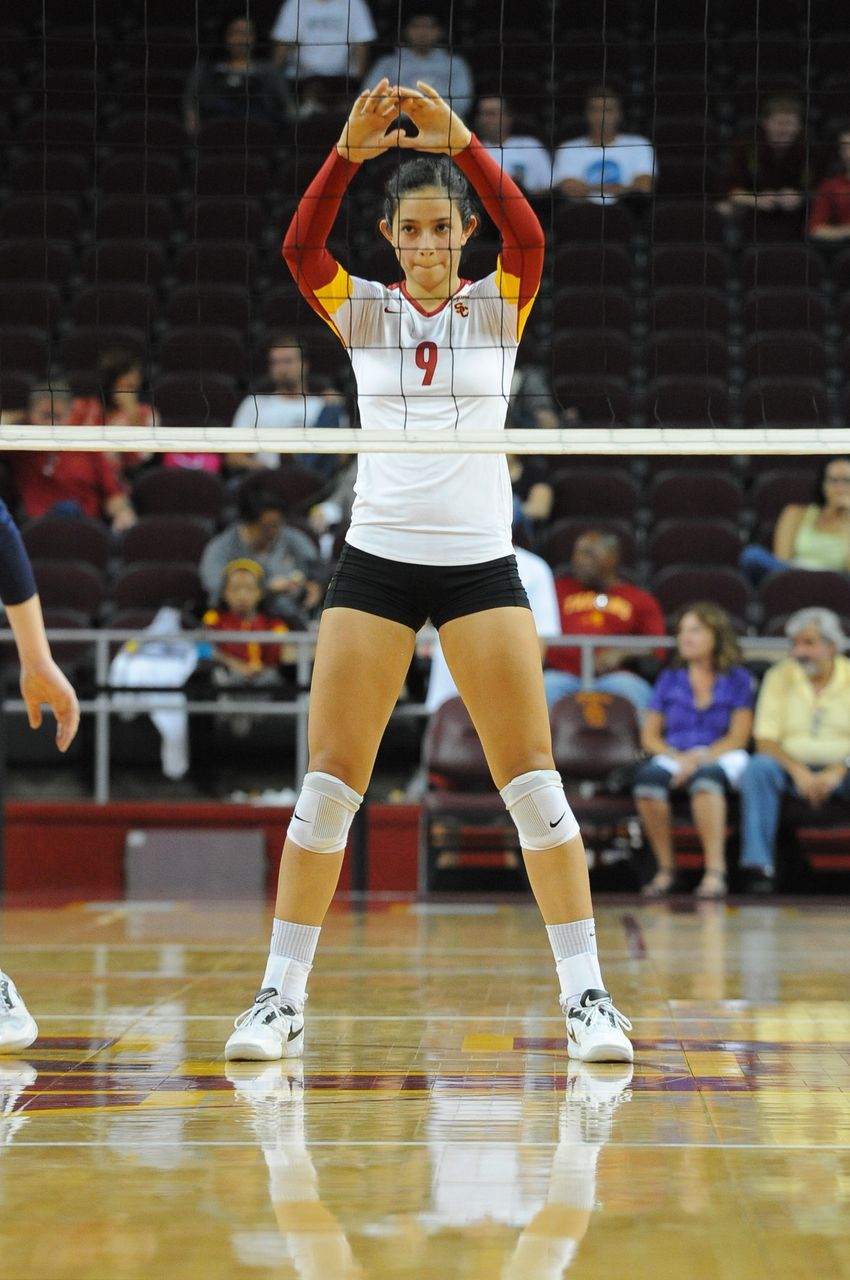 Video USCs Samantha Bricio Named Pac 12 Offensive Player