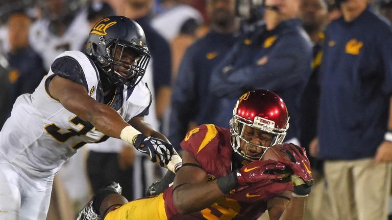 Image result for California Golden Bears vs. USC Trojans