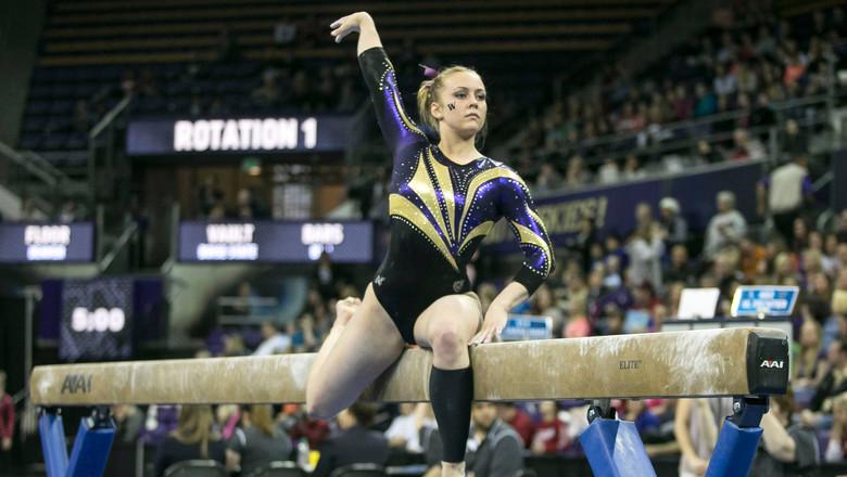 Womens Gymnastics Pac 12