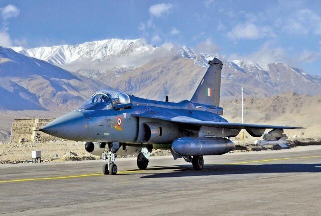 """印度空軍裝備的""""光輝""""戰斗機"""