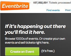 eventbrite promote events