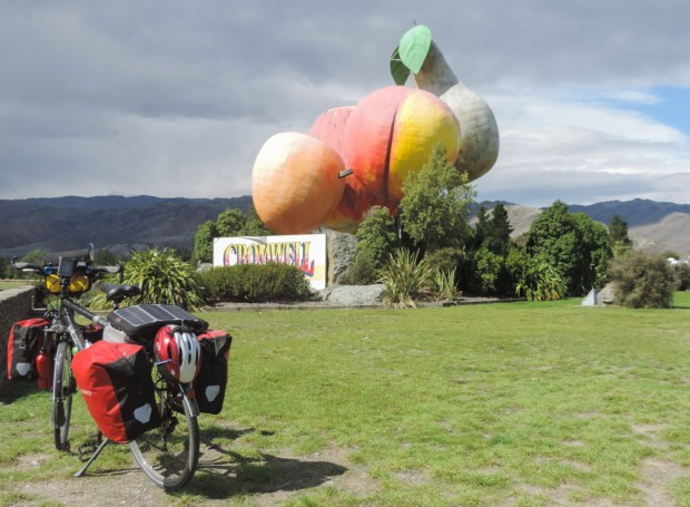 Somehow I think in Cromwell fruit is king.