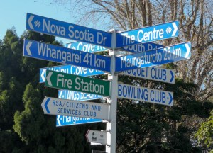 And what about the Nova Scotia sign?