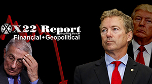 Rand Paul Is On The Hunt, [DS] Being Hit From All Sides, Next Phase Coming