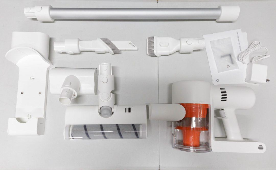 人生首支無線吸塵器 小米 米家手持無線吸塵器1C