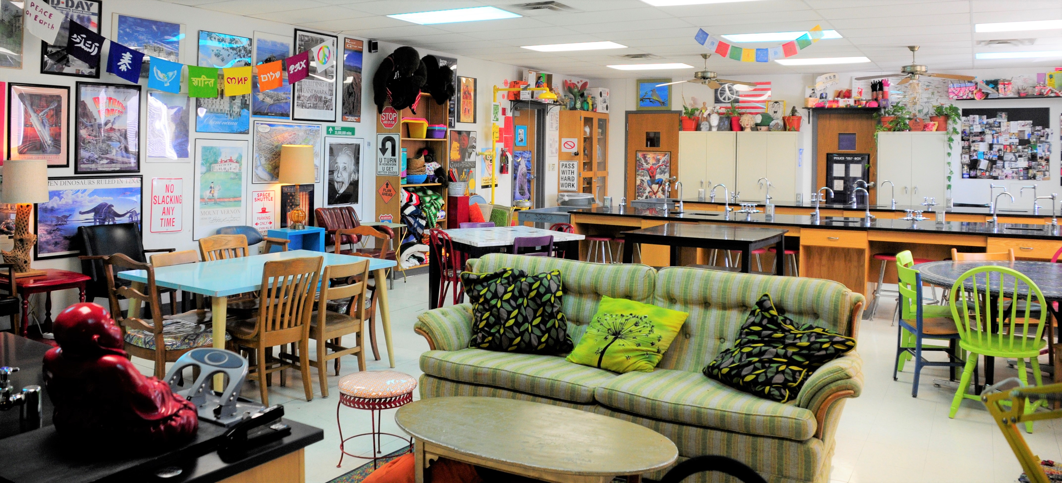 Classroom Eye Candy 3 The Funky Science Lab