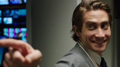 Jake Gyllenhaal missed out on a Best Actor Oscar nomination for Nightcrawler