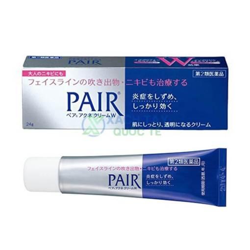 Kem trị mụn Pair Acne W Cream 14g/24g