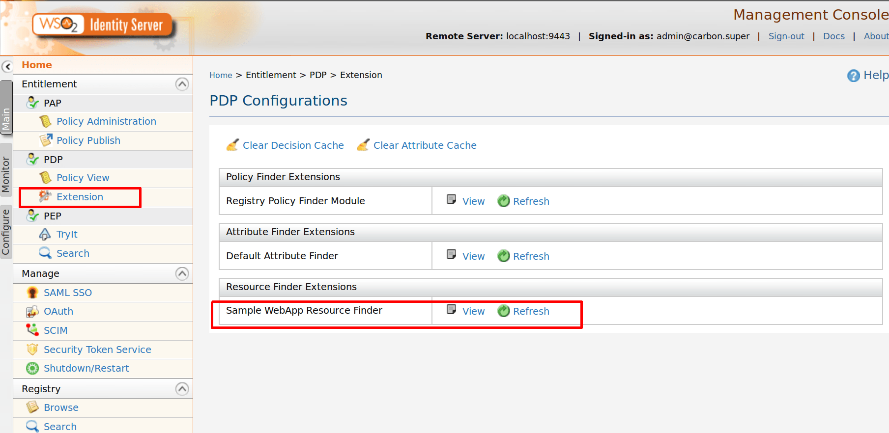 XACML PIP for finding hierarchical resources – SOA Security