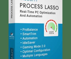 Process Lasso Crack 10.0.2.24 Plus License Keygen Free Download