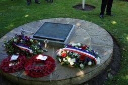 Cerimônia dos veteranos do Sherwood Rangers Yeomanry