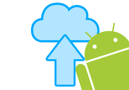 backup cloud android