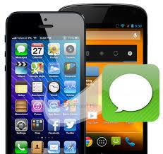 chuyen tin nhan tu iphone sang android