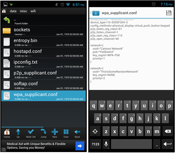 wpa_supplicant.conf-password-wifi-Android