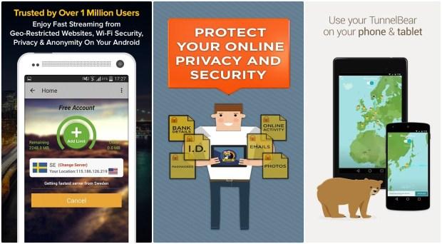 Use-a-VPN-app