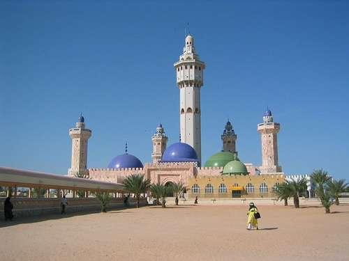 mosquee touba