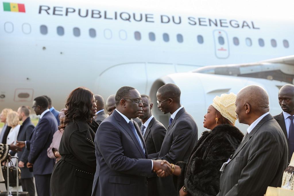 Macky Sall absent du Territoire sénégalais dès Lundi pour une ….