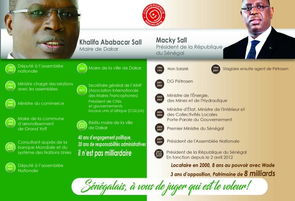 Image - Sénégal : Combat pour la libération de Khalifa Sall : Barth investit mosquées et églises