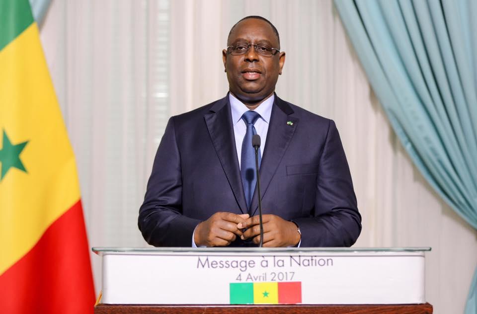 57ème anniversaire du Sénégal : Macky Sall renouvèle sa confiance aux militaires
