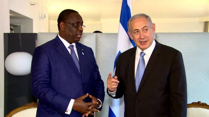 Netanyahu a rencontré le président du Mali, pays musulman
