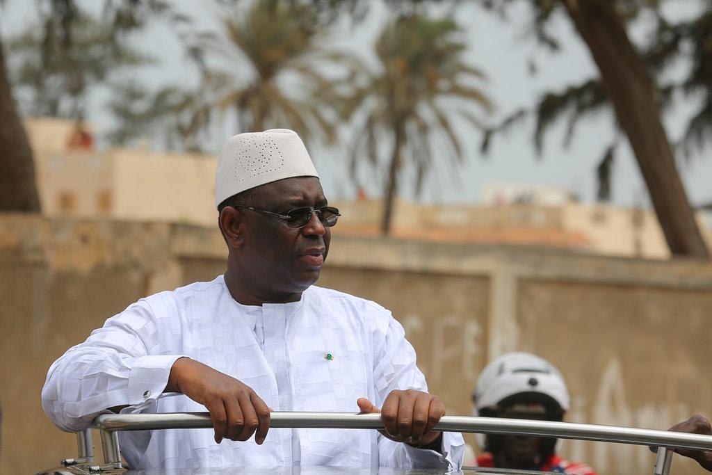 Le Président inaugure la mosquée Thierno Mouhamadou Mansour Barro — Mbour