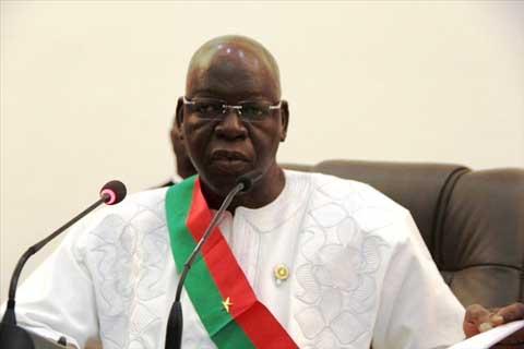 Salif Diallo, le président de l'Assemblée nationale du Burkina, est décédé