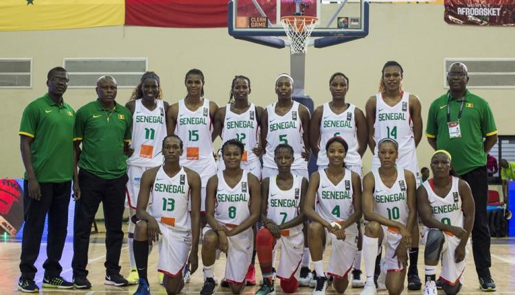 """Résultat de recherche d'images pour """"senegal nigeria afrobasket feminin"""""""