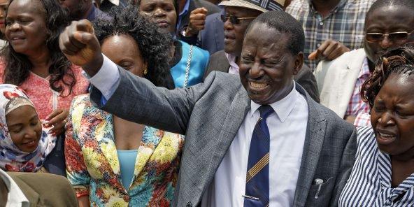 Kenya/élections: recours de l'opposition examiné