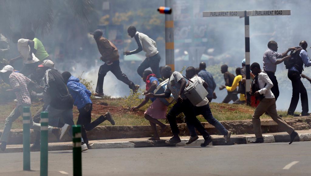 Kenya : présidentielle, le Pape François et des ambassadeurs appellent au dialogue