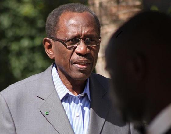 Dialogue Politique: Aly Ngouille Ndiaye cède la place à Saïdou Nourou Bâ