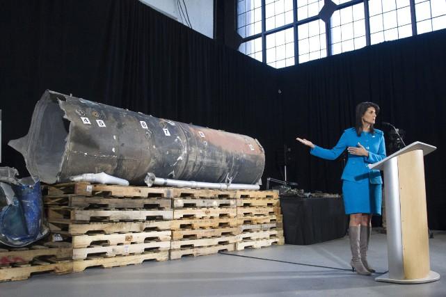 L'Iran pourrait défier l'ONU — Missiles balistiques
