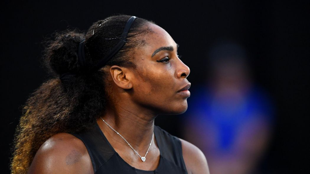 Serena Williams exige des excuses de Tennys Sandgren — Open d'Australie
