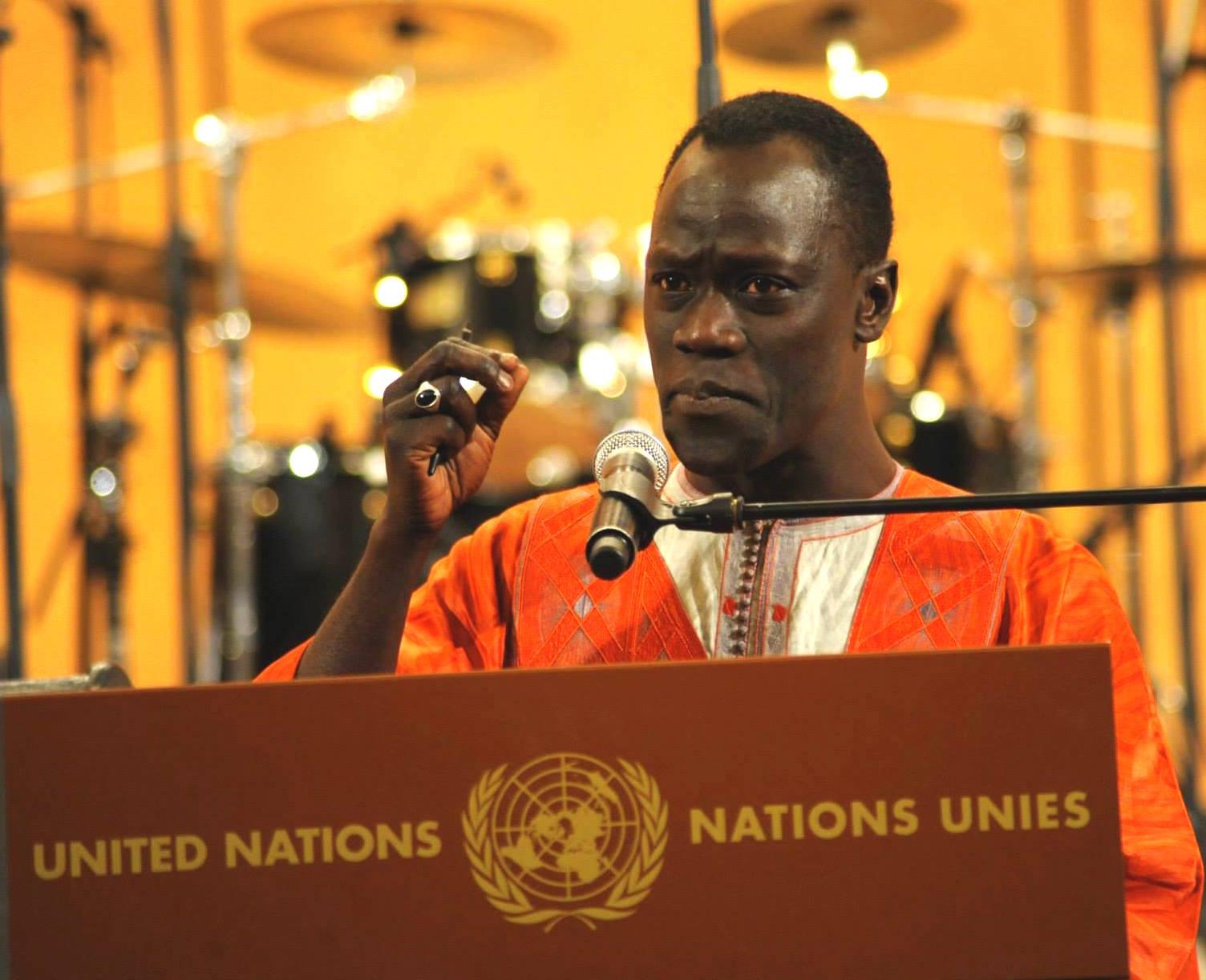 Sidiki Kaba crée un incident diplomatique avec la Palestine