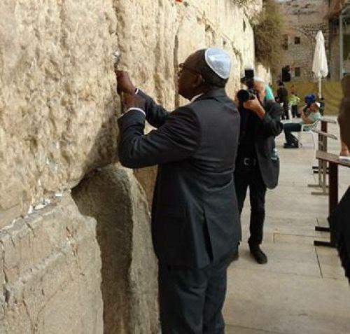 En visite officielle en Israël: Me Sidiki Kaba fâche la Palestine