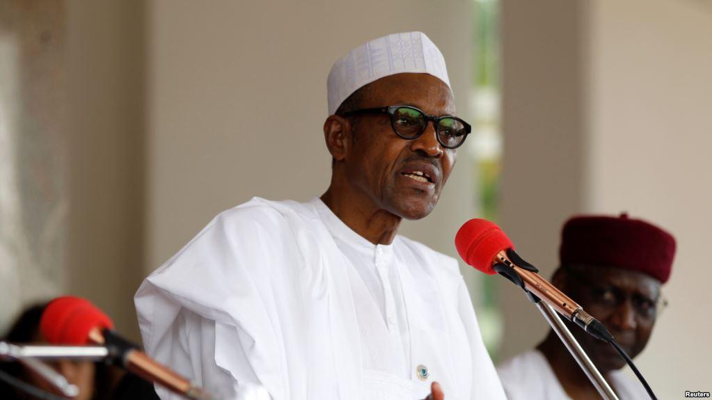 ACTUALITESINTERNATIONALNigéria Buhari annonce sa candidature à la présidentielle de 2019 9 avril 20180