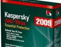 Sử dụng miễn phí Kaspersky Anti – Virus 2009 trong sáu tháng