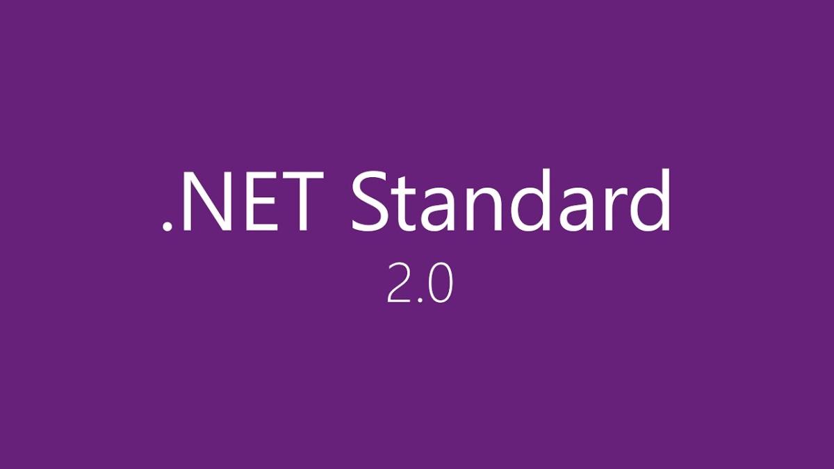 Больше общего кода с помощью .NET Standard 2.0