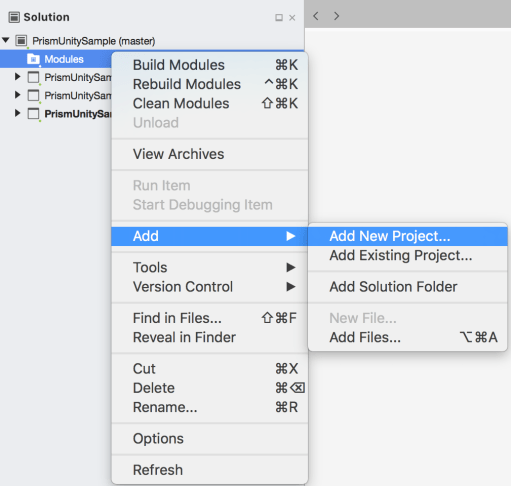Prism in Xamarin Forms Step by Step (Part  3) - XamGirl